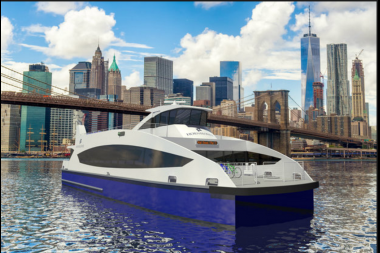 Hornblower Inc, the company tapped to run the planned citywide ferry service, is under investigation.