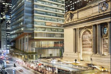One Vanderbilt Back on Track After Grand Central Owner Withdraws Lawsuit