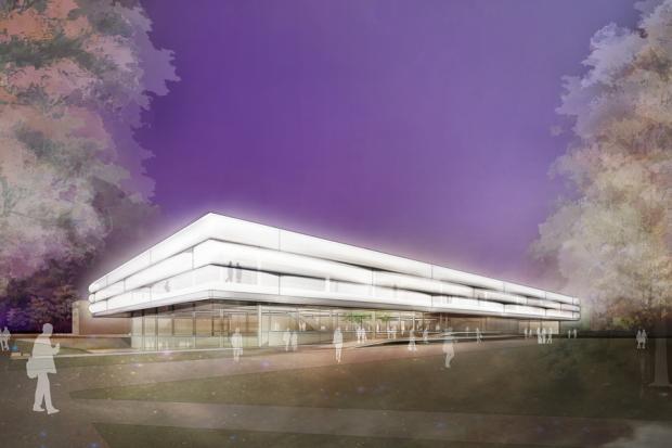 IIT will break ground on the $37 million Kaplan Institute on Aug. 25.