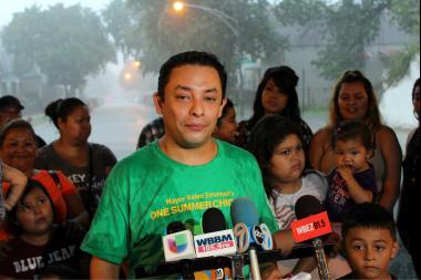 Ald. Raymond Lopez (15th)