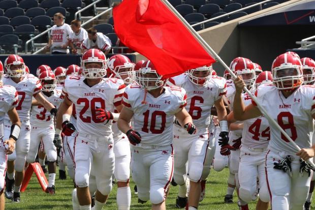 Marist High School Hosts Free Football & Baseball Clinics ...