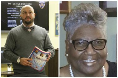 Incumbent City Councilman Rafael Salamanca and retired union leader Helen Foreman-Hines will face off in tomorrow's primary for the 17th District City Council seat.