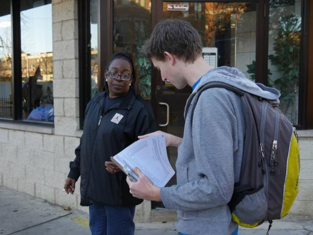 Network 49 in Rogers Park gathered enough signatures for a non-binding referendum on freezing charter schools coming into the neighborhood.