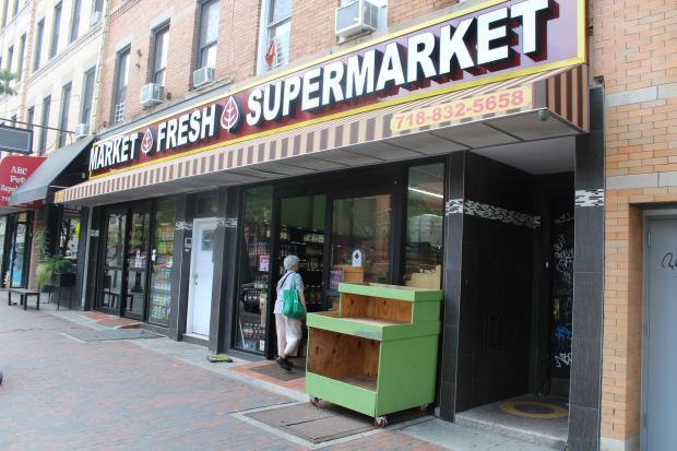 Organic Health Food Store In Jackson Heights