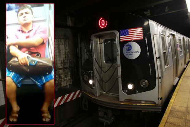 Sleeping Woman Groped On Q Train Police Say Midtown