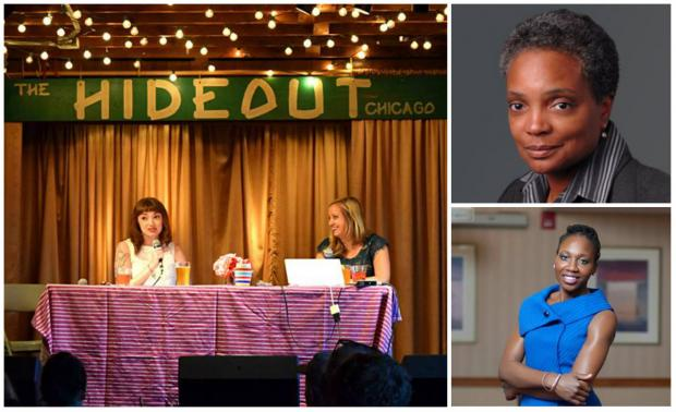 On Tuesday, Girl Talk hosts Jen Sabella and Erika Wozniak will be joined by special guests Lori Lightfoot, Chicago Police Board chair and chair of the Chicago Police Accountability Task Force and Amara Enyia, a municipal policy consultant who took on Rahm Emanuel when she ran for Mayor of the City of Chicago in the 2015 municipal election at just 30 years old.