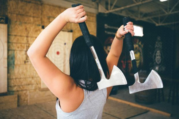 bad axe women Bad axe throwing, indianapolis: see 149 reviews, articles, and 35 photos of bad axe throwing, ranked no2 on tripadvisor among 58 attractions in indianapolis.