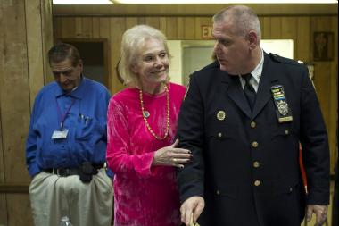 Longtime President of 110th Precinct Council Mourned