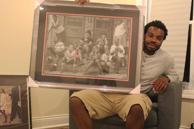 Kenneth J. Johnson created the