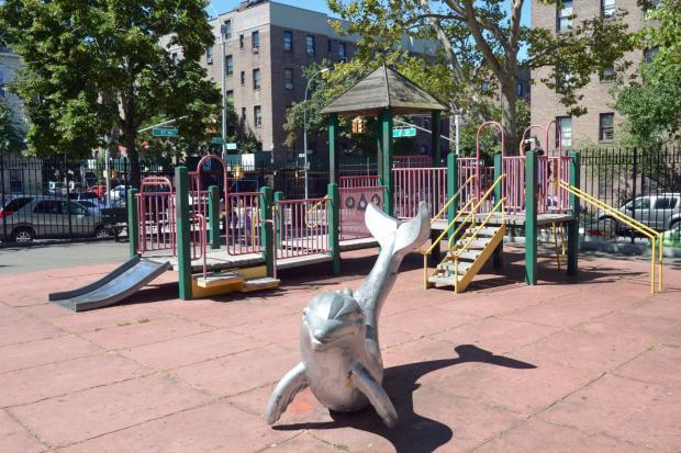 Woodside S Hart Playground To Get 2 7m Overhaul