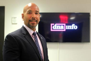 Bronx Borough President Ruben Diaz Jr. came to DNAinfo's office on Monday for a wide-ranging conversation.