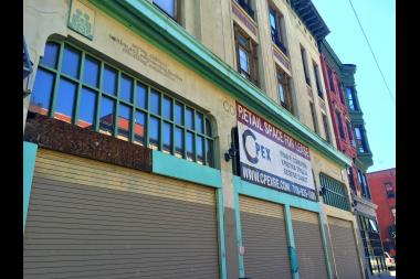 Breaking Ground, an organization providing supportive housing and homeless outreach, submitted a proposal to operate a homeless drop-in center at 1217 Bedford Ave. near Halsey Street.