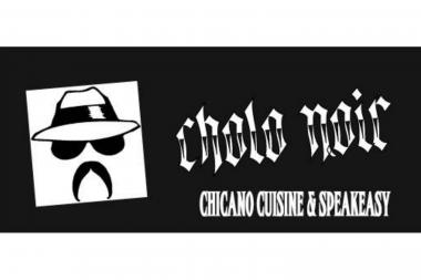 Cholo Noir is a Chicano eatery offering California-style Mexican barbecue, cocktails, and gallery space for local Latin artists.