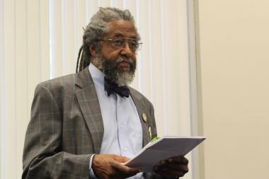 Larry Redmond argued in favor of a Civilian Police Accountability Council.
