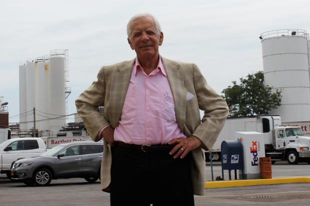 Henry Schwartz, the CEO of the Elmhurst Dairy.