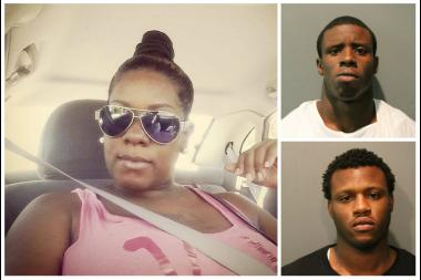 Derren and Darwin Sorells were charged in the murder of Nykea Aldridge, police said. Both were on parole.