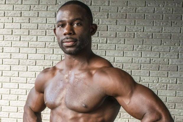 Lane Tech grad Gideon Akande won the Men's Health Next Top Trainer contest.