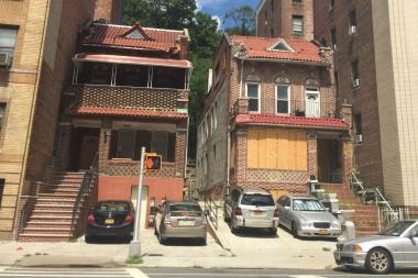 The CB12 Town Hall will discuss the ULURP application requesting to upzone the 112-114 Seaman Ave. houses, 110 Seaman Ave., 116 Seaman Ave. and 175 Payson Ave., officials said.