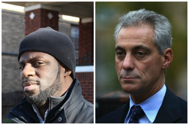 Mayor Rahm Emanuel on Monday said he was disappointed in the police department's run-in with rapper Che