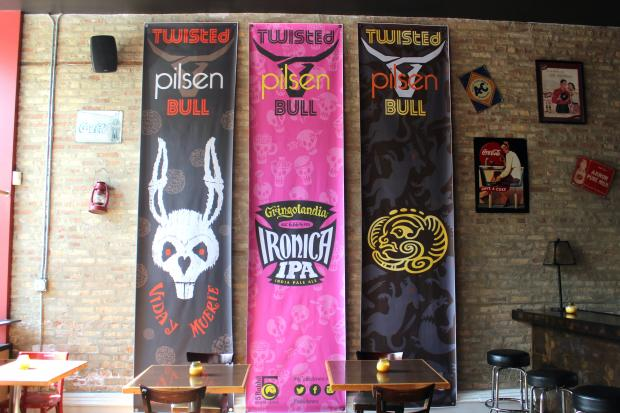 old cantina in mexico twisted bull opens in old efebinas cafe in pilsen pilsen