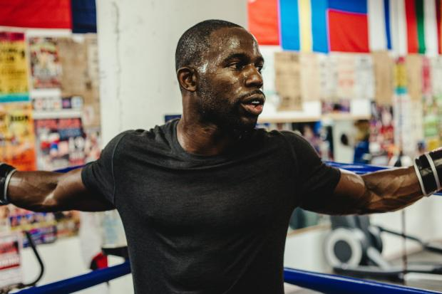 Chicago's Gideon Akande is a personal trainer and former Golden Gloves champion.