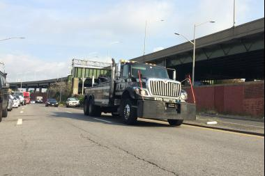 Eleven people were also injured in the Maspeth crash, police said.