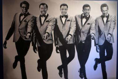 The Temptations will perform a free concert in The Bronx on Wednesday at 7 p.m.