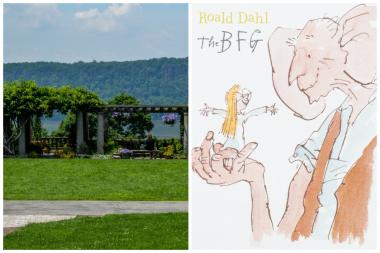 Wave Hill will host events during the weekend of Sept. 24-25 to celebrate Roald Dahl's 100th birthday .