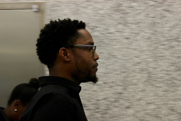 Taj Patterson, 25, testified against Mayer Herskovic, 24, in Brooklyn Supreme Court Wednesday.
