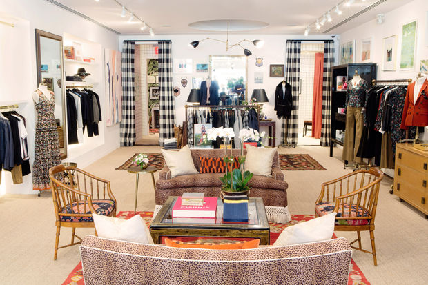 International women's clothing shop Veronica Beard opened at 988 Madison Ave. on Aug. 23 with jackets, blouses, dresses and other items catering to the professional woman.