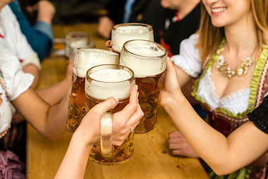 Oktoberfest is almost here. Here's where you cancelebrate.