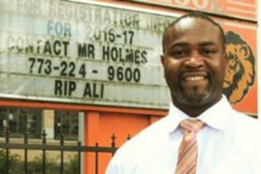 Shaka Rawls is Leo High School's new principal.