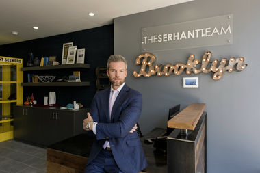 Ryan Serhant, broker and star of Bravo TV's
