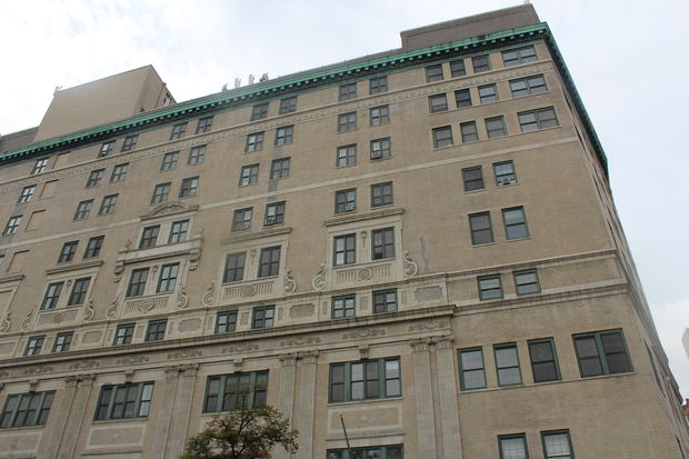 Prospect Park Residence once housed 140 seniors before they were told to move by the former owner, Haysha Deitsch.