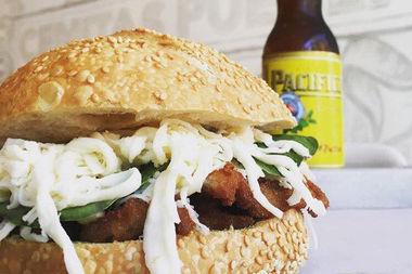 Cemitas Puebla is opening in Hyde Park next week with a new breakfast menu.