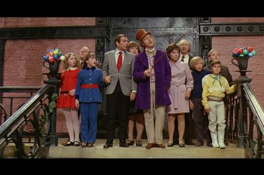 Metrograph is hosting screenings of Willy Wonka & the Chocolate Factory Saturday through Monday.