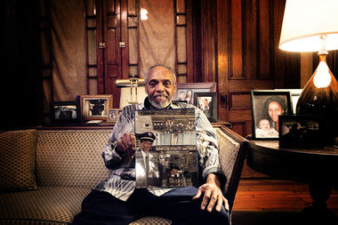 The Stuyvesant Heights Oral History Project documents the stories of longtime residents to preserve the neighborhood's stories, including that of David D. Strachan.