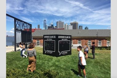 The city has launched a new campaign aimed at getting feedback on how to put Governors Island to better use.
