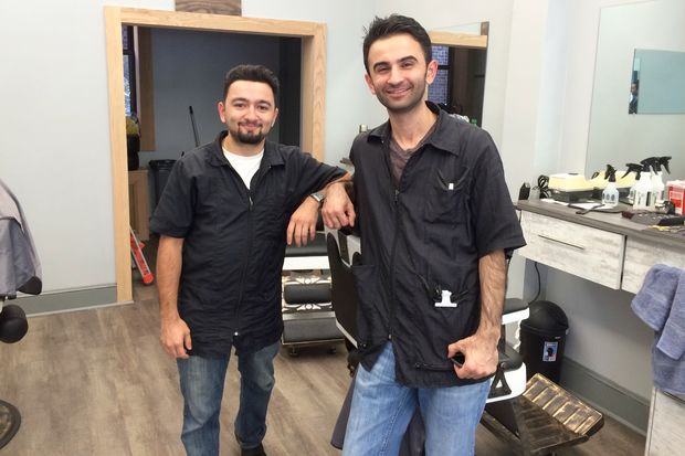Barber Shop Forest Hills : New Forest Hills Barber Shop Promises Old School Shaves in Loungy ...
