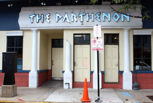 The Parthenon restaurant in Greektown has closed, 48 years after it opened.