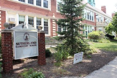 Sutherland Elementary School in Beverly fell to a Level +2 in the latest Chicago Public Schools' rankings. A merger has been proposed between Sutherland and nearby Kellogg Elementary School, which has the highest rank or Level +1.
