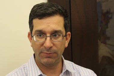 Ald. Scott Waguespack (32nd) said the City Council is leery of a major shortfall in city pension funding that would come due in 2023 despite Mayor Rahm Emanuel's proposed water and sewer tax hike.
