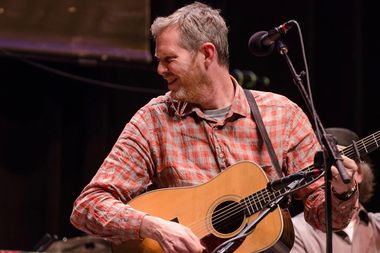 Singer and songwriterRobbie Fulks will perform as part of the center'sWords and Music series.