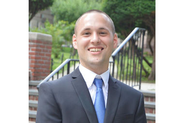 Brian Barnwell, 30, is challenging longtime Assemblywoman Margaret Markey in the state primary on Sept. 13.