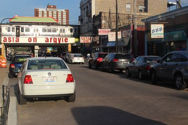 The Chicago Department of Transportation created a flier to help alleviate confusion along Argyle.