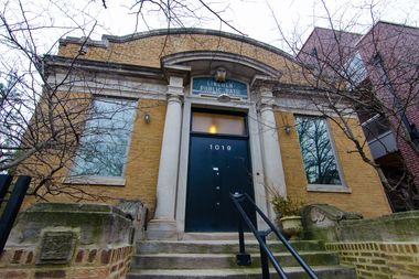 The Lincoln Public Bath, at 1019 N. Wolcott Ave.