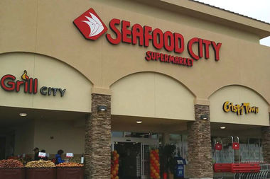 The first Seafood City in Chicago is set to open Wednesday at 5033 N. Elston Ave.