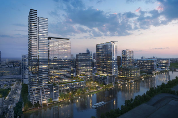Check out these renderings ofRiverline, amegadevelopmentbringing more than 3,600 new homes to the Downtown riverfront.
