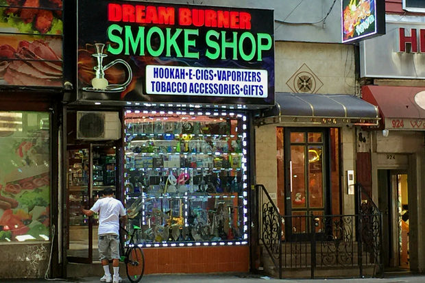 Bed Stuy Smoke Shop Forced To Close After Mass K2 Overdose