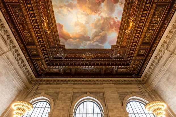 The Rose Reading Room and Bill Blass Public Catalog Room underwent two years of renovations.